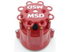 MSD Replacement Cap - Points Style - Red