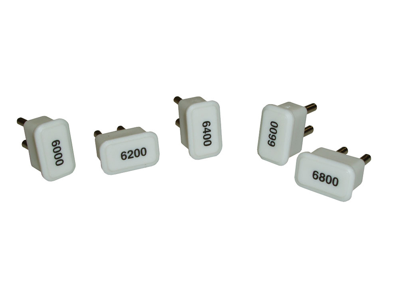 MSD Chip Kit - 6000-6800 - (Even Increments)