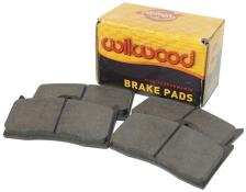 Wilwood BP-10 Brake Pads - FDL, Outlaw 2000 - (4 Pads)