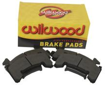 Wilwood BP-10 Brake Pads - GM Metric - (4 Pads)