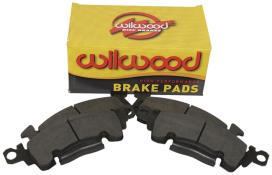 Wilwood BP-10 Brake Pads - GM Full Size - (4 Pads)