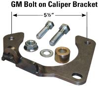 Picture of AFCO Bolt-On Caliper Bracket
