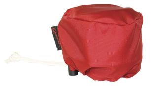 Outerwears Valve Cover Breather Scrub Bag - (Red)
