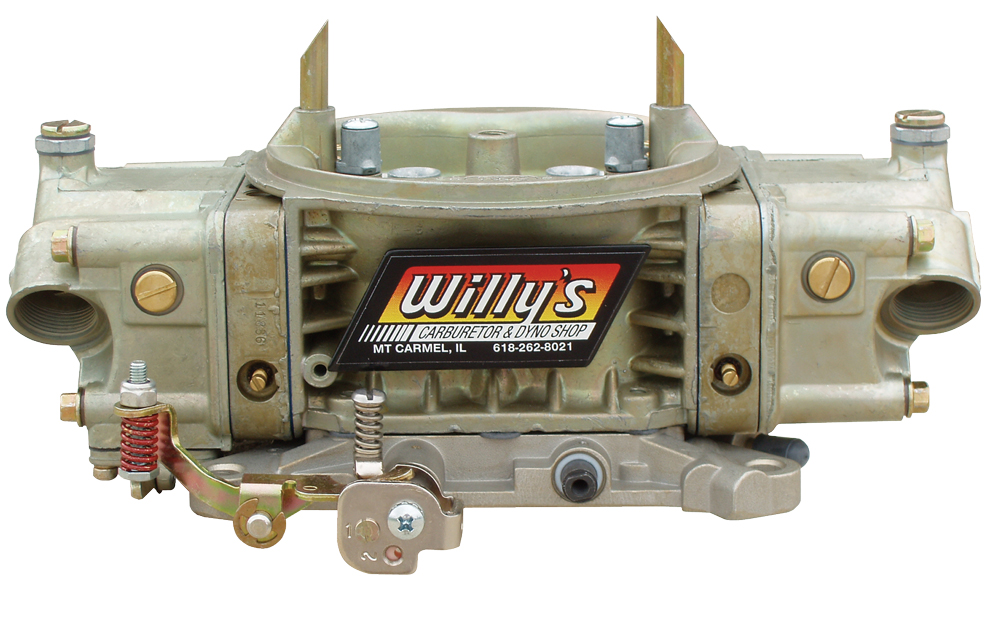 Willy's 602 Crate Engine Gas Carburetor