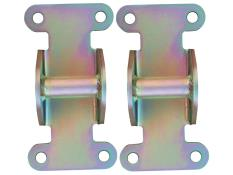 PRP SBC Steel Frame Mounts - (Use w/62500) - (Pair)