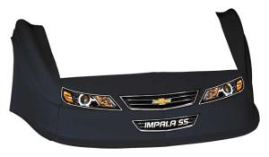 MD3 Gen 2 Nose/Fender/Decal Kit - (Black - Impala)