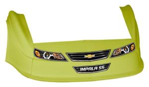 MD3 Gen 2 Nose/Fender/Decal Kit - (Yellow - Impala)