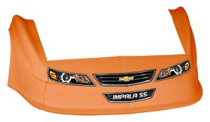 MD3 Gen 2 Nose/Fender/Decal Kit - (Orange - Impala)