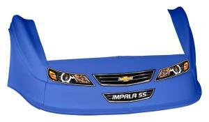 MD3 Gen 2 Nose/Fender/Decal Kit - (Chev Blue - Impala)