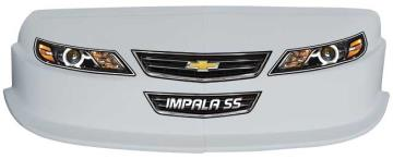MD3 Gen 2 Nose/Decal Combo - (White - Impala)