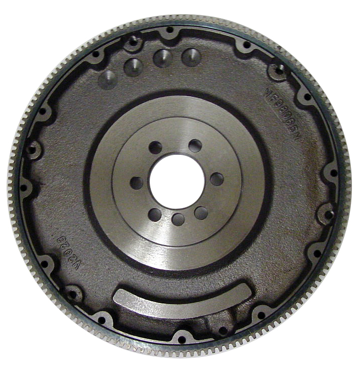 Picture of ACE 153T SBC Cast Iron Flywheel - (1987 & Newer)