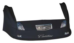 MD3 Gen 2 Nose/Fender/Decal Kit - (Black - Cadillac)