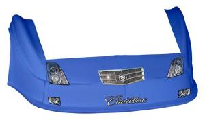 MD3 Gen 2 Nose-Fender-Decal Kit - (Chev Blue - Cadillac)