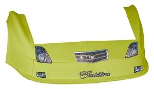 MD3 Gen 2 Nose-Fender-Decal Kit - (Yellow - Cadillac)
