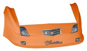 MD3 Gen 2 Nose/Fender/Decal Kit - (Orange - Cadillac)
