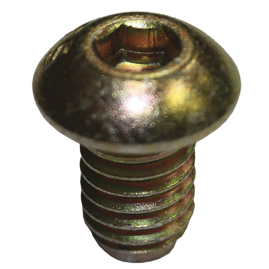 "Picture of Bert Button Head Screw - (5/16"" X 1/2"")"