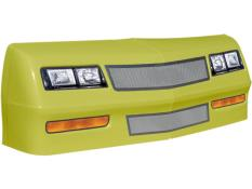 1981-88 Monte Carlo Nose/Screens/Decal Kit - (Yellow)