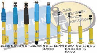 Bilstein AK Stock Mount REAR Shock - (300/120 - Digressive)