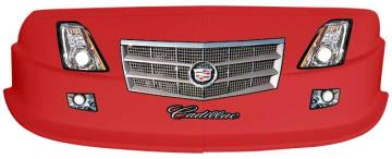 MD3 Gen 2 Nose/Decal Combo - (Red - Cadillac)