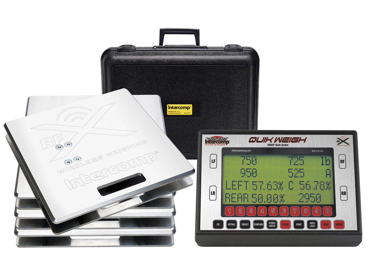 Picture of Intercomp Electronic Scales - Wireless Quik Weigh