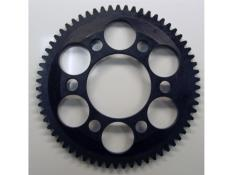 "Bert Chevy Offset Flywheel Ring - (.080"")"