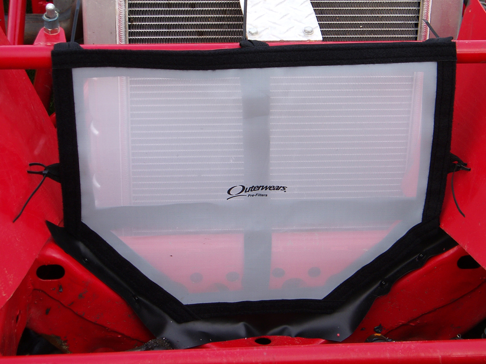 """Outerwears Radiator Screen for Modified - (17"""" x 21"""")"""