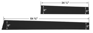 Picture of Modified Rolled Plastic Rocker Panel Kits