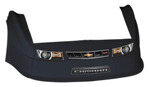 MD3 Gen 2 Nose-Fender-Decal Kit - (Black - Camaro)