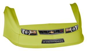 MD3 Gen 2 Nose-Fender-Decal Kit - (Yellow - Camaro)