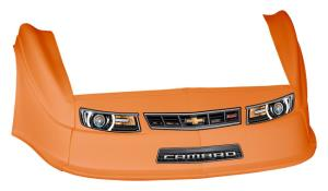 MD3 Gen 2 Nose-Fender-Decal Kit - (Orange - Camaro)