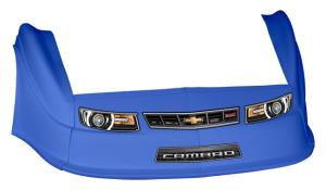 MD3 Gen 2 Nose-Fender-Decal Kit - (Chev Blue - Camaro)