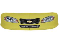 Classic Dirt Nose/Decal Combo - (Yellow - Monte Carlo)