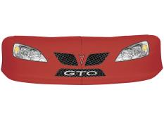 Classic Nose - Graphics Combo (Red - GTO)