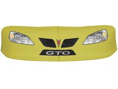 Classic Nose - Graphics Combo (Yellow - GTO)