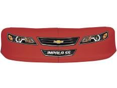 Classic Nose - Graphics Combo (Red - Impala)