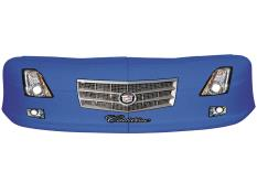 Classic Dirt Nose/Decal Combo - (Chev Blue - Cadillac)