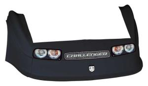 MD3 Gen 2 Nose-Fender-Decal Kit - (Black - Challenger)