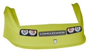 MD3 Gen 2 Nose-Fender-Decal Kit - (Yellow - Challenger)