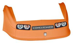 MD3 Gen 2 Nose-Fender-Decal Kit - (Orange - Challenger)