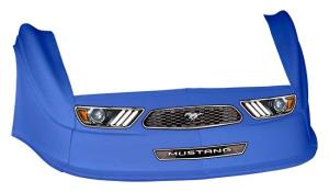 MD3 Gen 2 Nose-Fender-Decal Kit - (Chev Blue - Mustang)