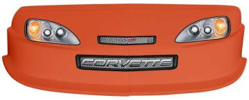 MD3 Gen 2 Nose/Decal Combo - (Orange - Corvette)
