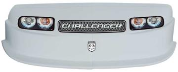 MD3 Gen 2 Nose/Decal Combo - (White - Challenger)