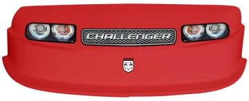 MD3 Gen 2 Nose/Decal Combo - (Red - Challenger)