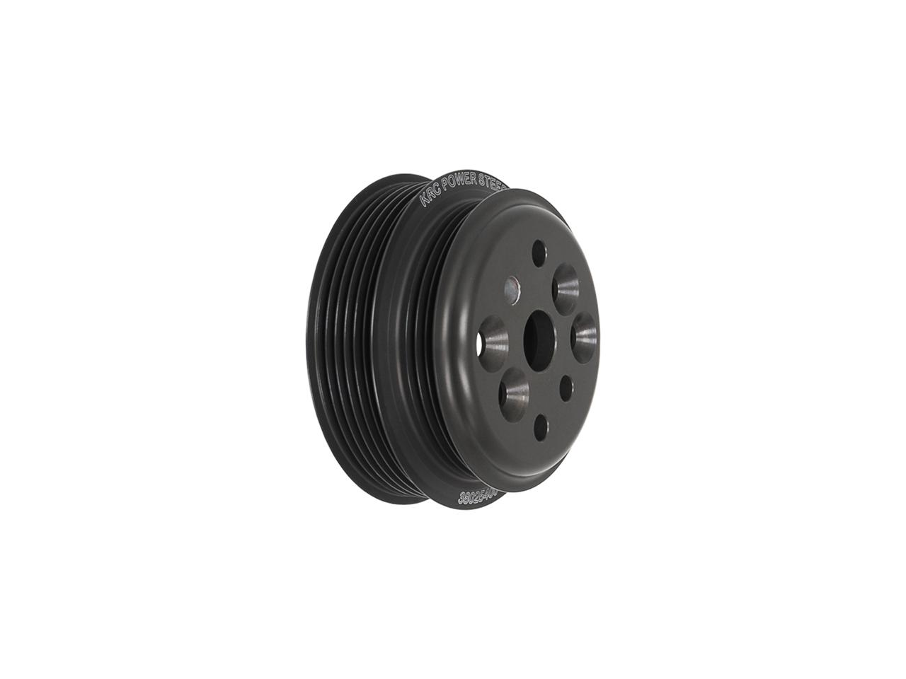 """Picture of KRC Serpentine 4.0"""" Water Pump Pulley Only"""