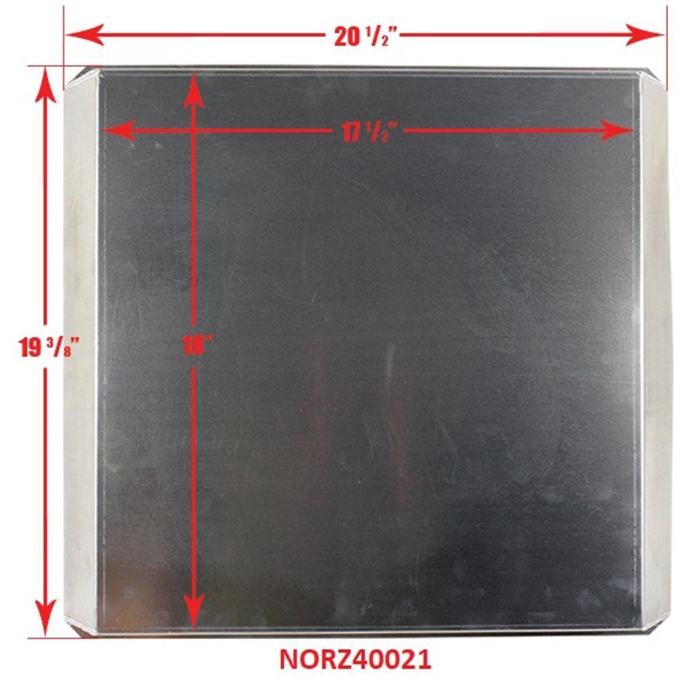 "Northern Hurricane Fan Shroud Kit - 19-3/8"" x 20-1/2"""