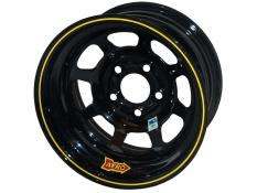 "AERO 52 Series - Black - Standard - 4-3/4"" - 1"" Off - IMCA"