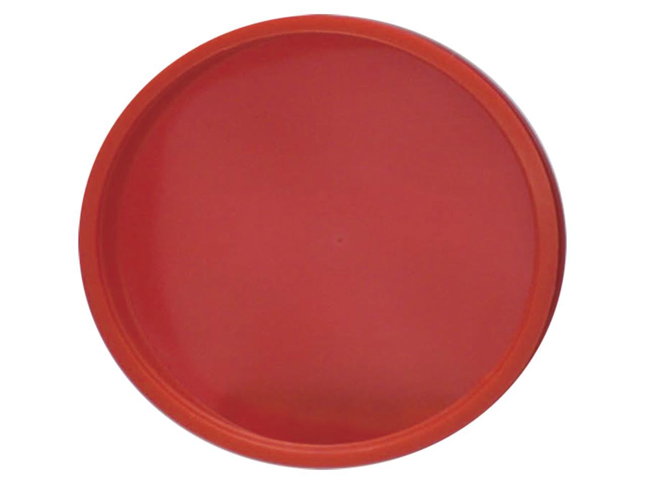 "Picture of 15"" Mud Buster Red Plastic Plug"