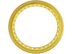 "AERO 15"" Yellow Outer Beadlock Ring"