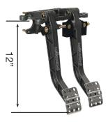 Picture of Wilwood Adjustable Dual Pedal - Forward Mount - 6.25:1