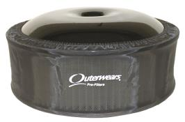 "Outerwears R2C 5"" Offset Pre Filter - (Black)"